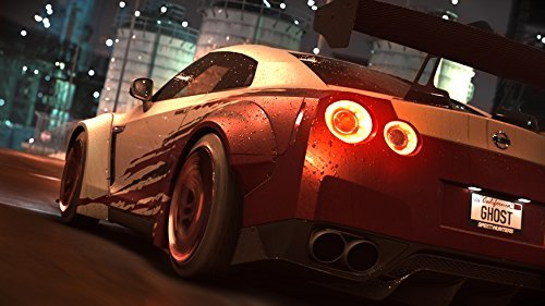 Need For Speed Standard Edition For PlayStation 4 - Electronic  Arts