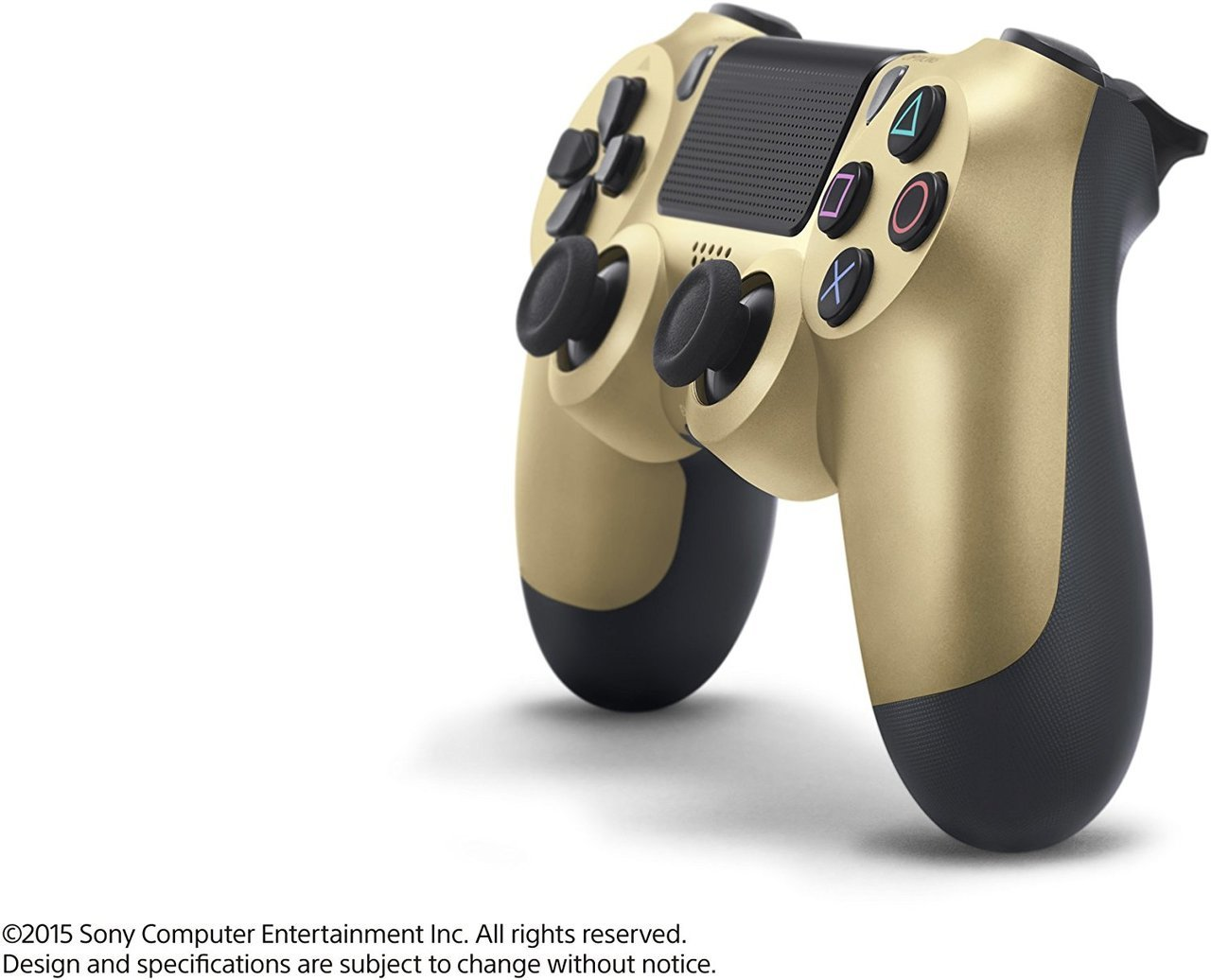 DualShock 4 Wireless Controller For PlayStation 4 Gold - Sony