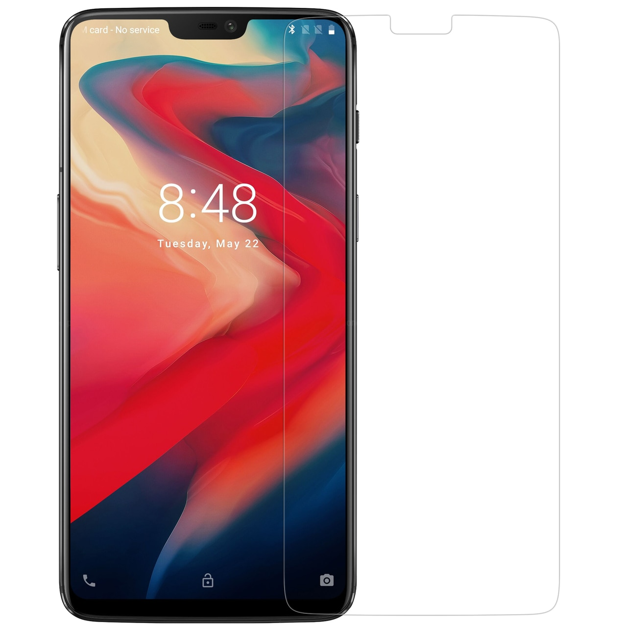 OnePlus 6 Premium Tempered Glass by Nillkin