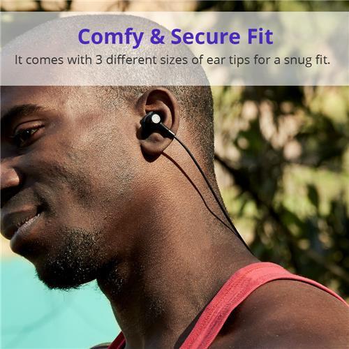 Tronsmart Encore Flair IP56 Rated Water Resistant Wireless Earphones