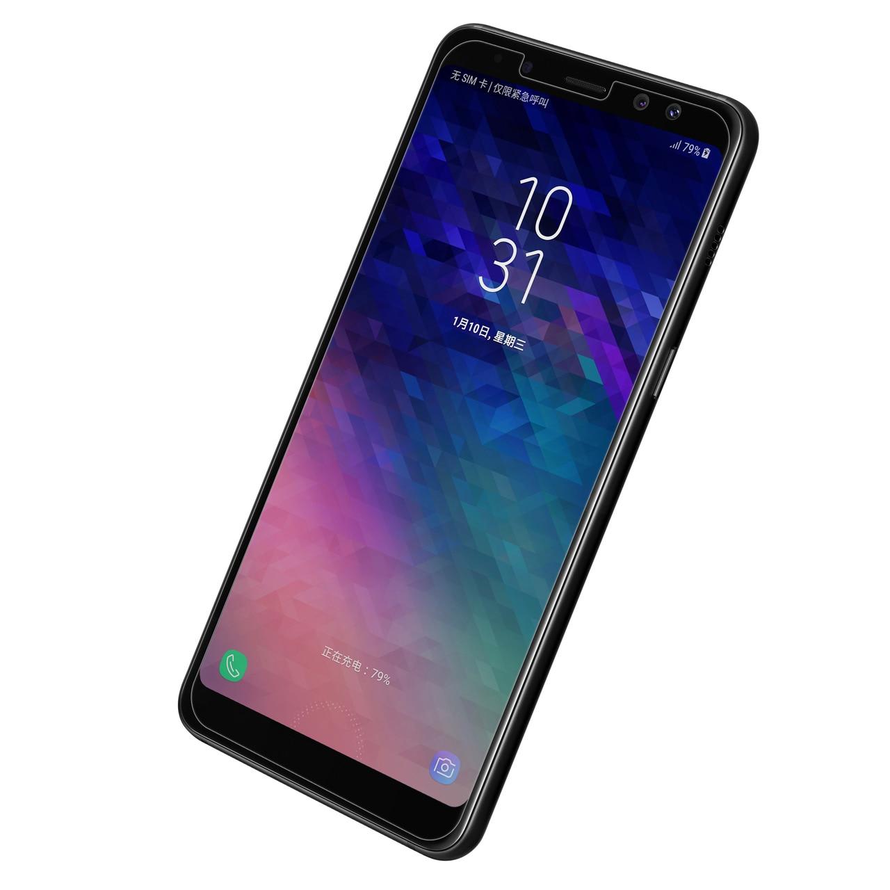 Samsung Galaxy A8 (2018) Premium Tempered Glass by Nillkin