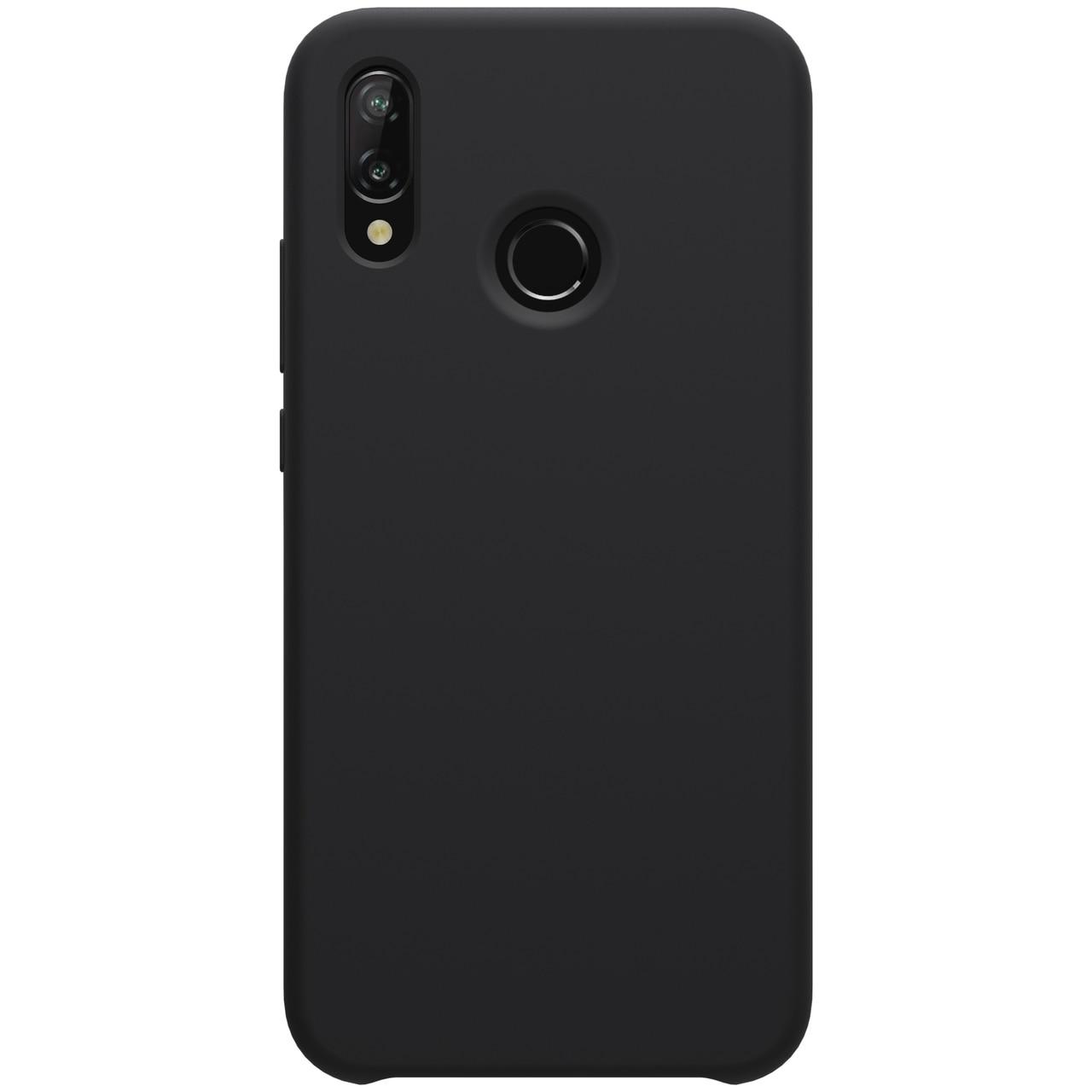 Huawei P20 Lite Flex Pure Soft Premium TPU Case by Nillkin - Black
