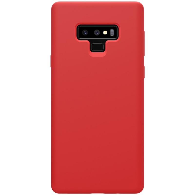 Samsung Galaxy Note 9 Flex Pure Soft Premium TPU Case by Nillkin - Red