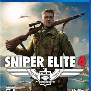Sniper Elite 4 For PlayStation 4 - Sony