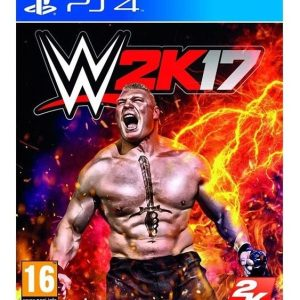 WWE 2K17 For PlayStation 4 - 2K Sports