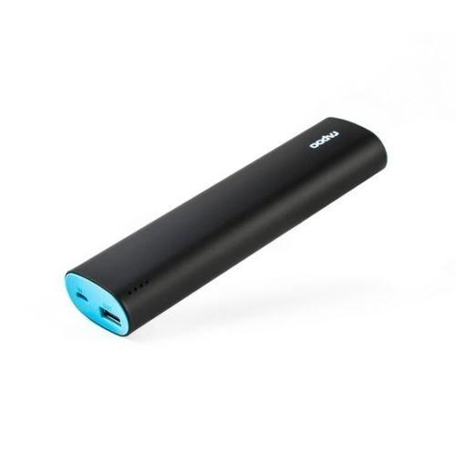 Rapoo 10400mAh Power Bank - P100  BLACK