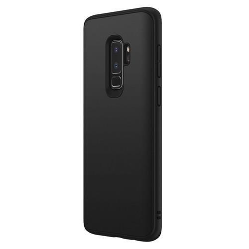 RhinoShield Samsung Galaxy S9 Plus SolidSuit Case - Classic Black