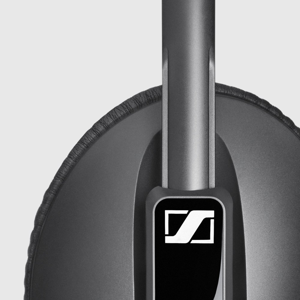 Sennheiser Headphones Black - HD 2.10