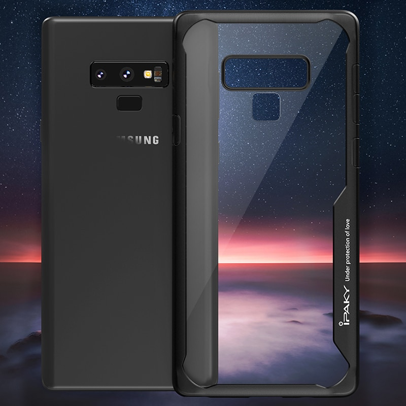 Galaxy Note 9 Survival Series Tough Anti Scratch Case by iPaky - Gray
