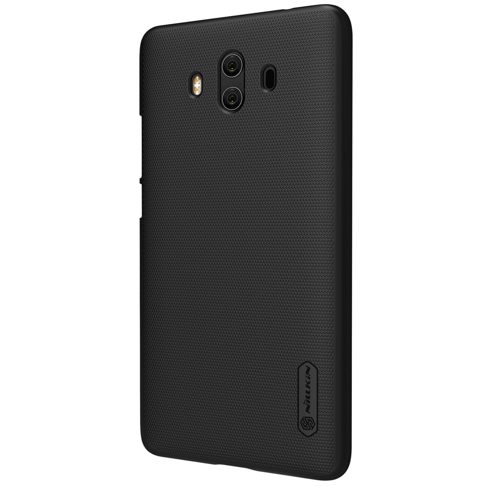 Huawei Mate 10 Frosted Shield Hard Back Cover by Nillkin - Black