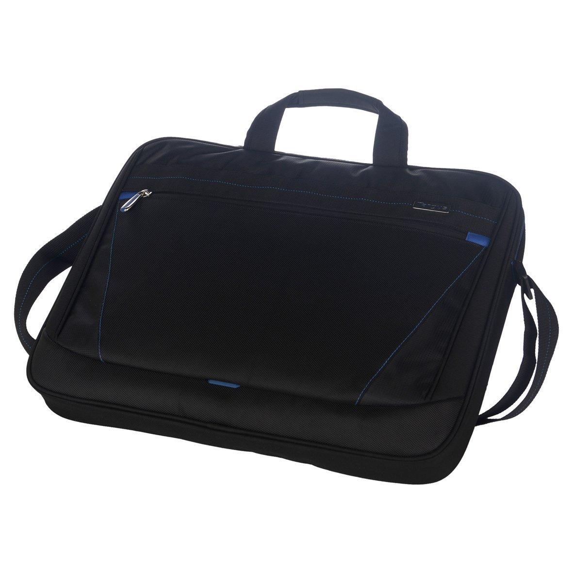 Targus  Prospect Topload Laptop Computer Bag / Case fits 15.6 inch laptops - Black TBT259EU