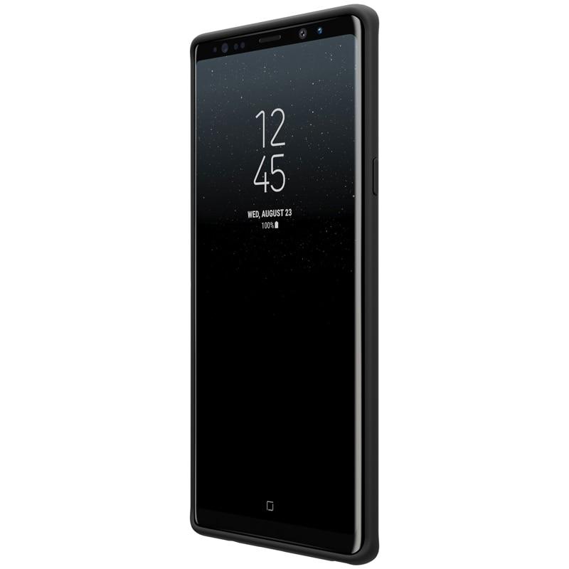Samsung Galaxy Note 9 Flex Pure Soft Premium TPU Case by Nillkin - Black