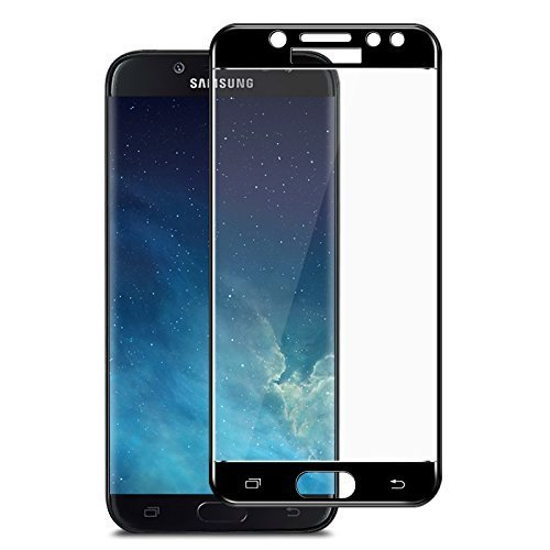 Mocolo Samsung Galaxy J5 Pro / J5 2017 3D Edge to Edge Tempered Glass - Black