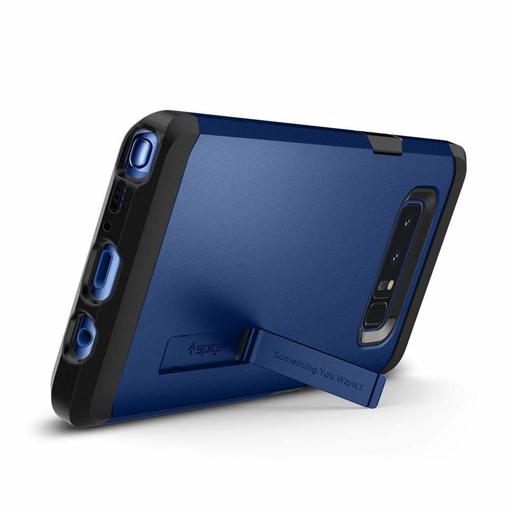 Galaxy Note 8 Spigen Case Tough Armor - Deep Sea Blue
