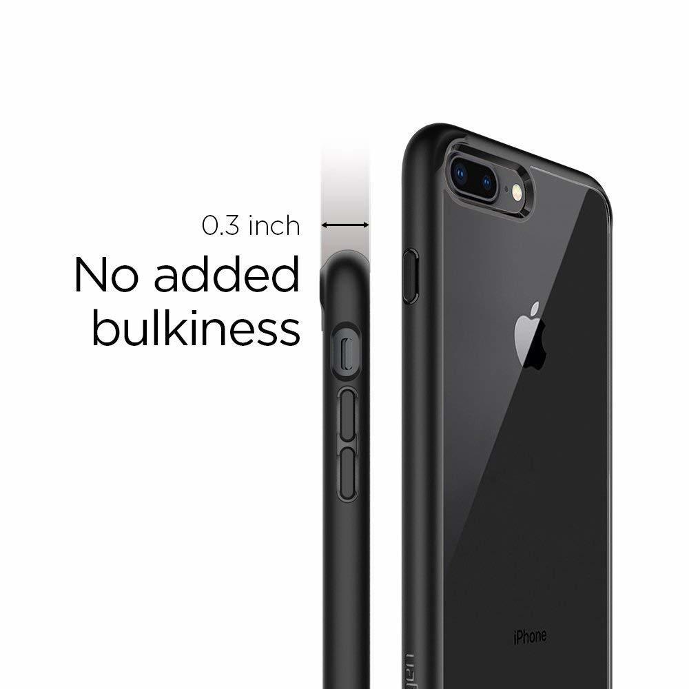 Apple iPhone 7 Plus / 8 Plus Spigen Ultra Hybrid 2 - Black
