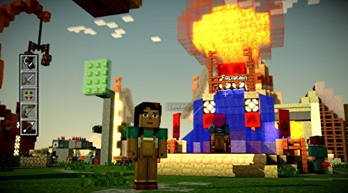 Minecraft: Story Mode The Complete Adventure  Xbox 360  -  Telltale Games