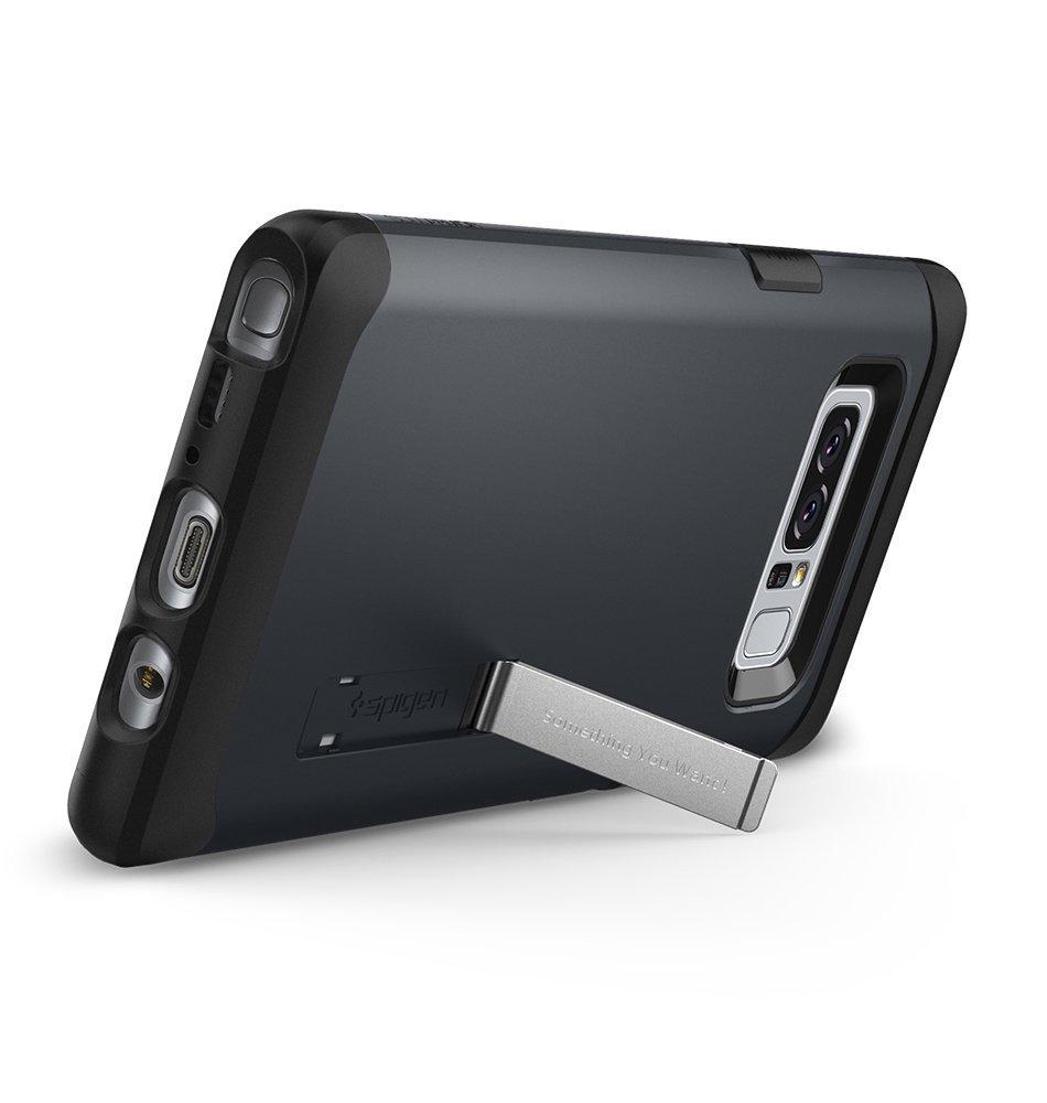 Samsung Galaxy Note 8 Spigen Slim Armor Case Metal Slate