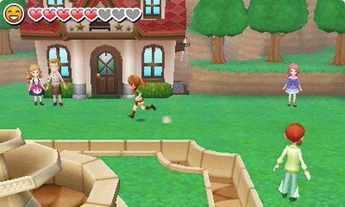 Nintendo Harvest Moon Skytree Village - Nintendo 3DS