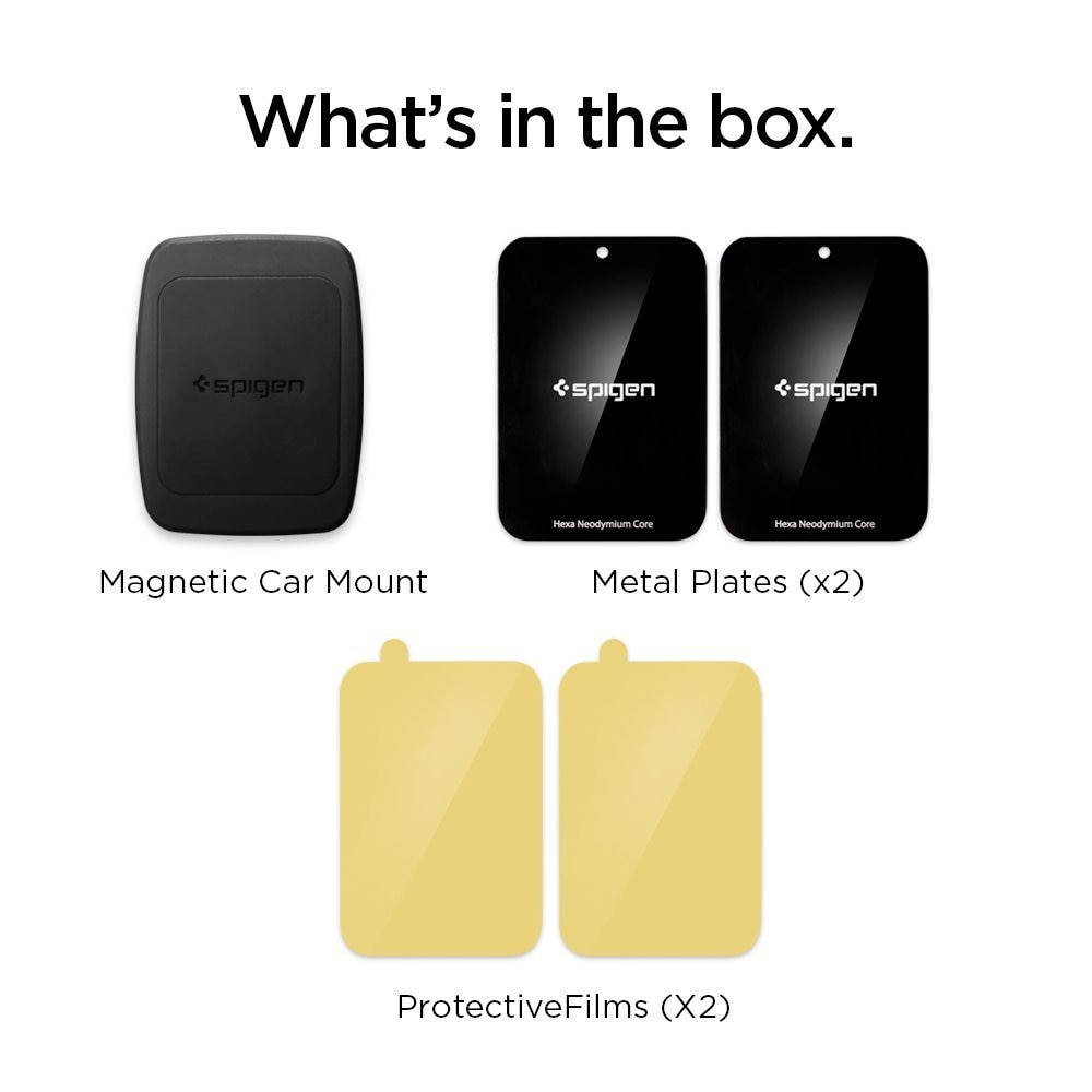 Spigen Kuel H12 Premium Magnetic Air Vent Phone Holder