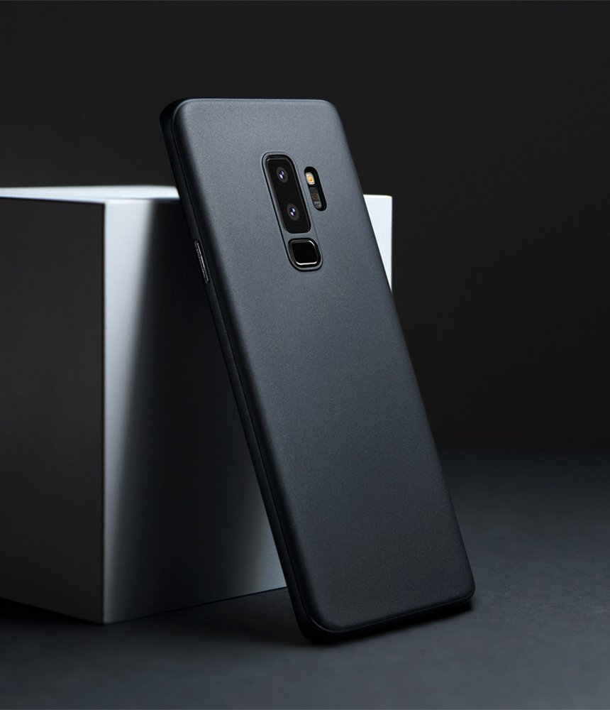 Samsung Galaxy S9 Plus Air Skin Case - Midnight Black