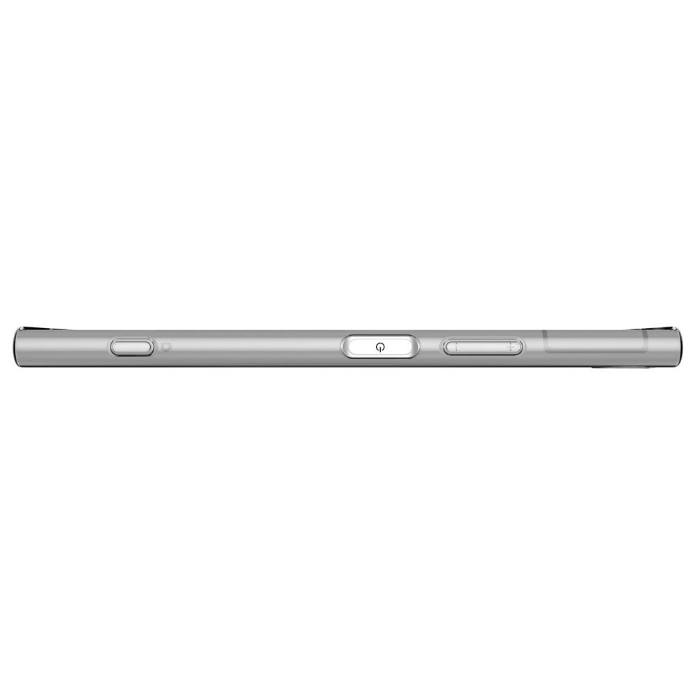 Sony Xperia XZ1 Silicon Cover - Transparent