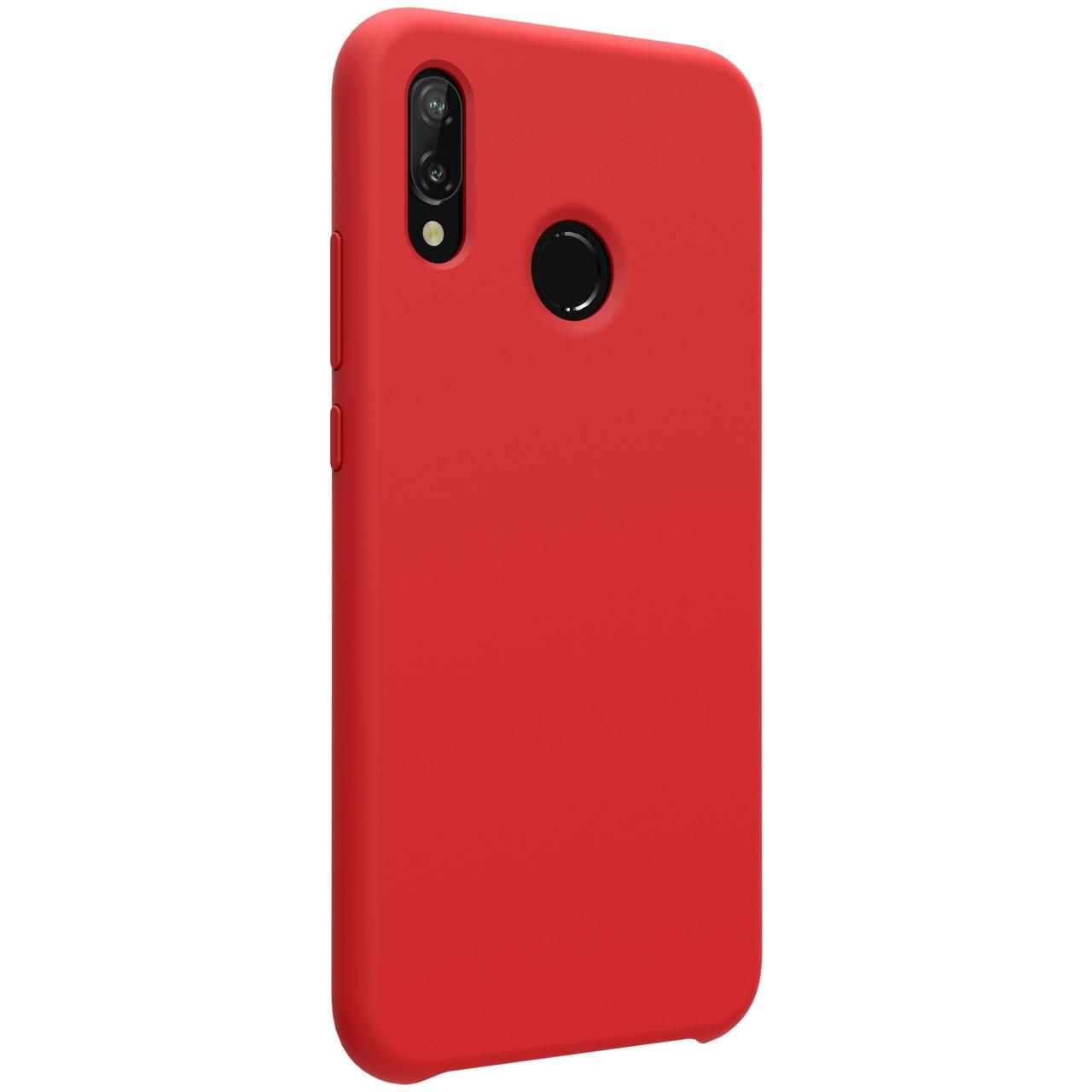Huawei P20 Lite Flex Pure Soft Premium TPU Case by Nillkin - Red