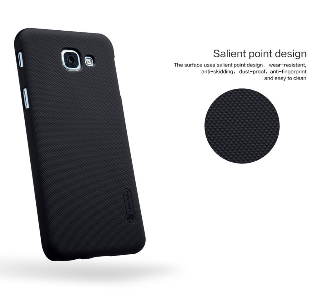 Samsung A8 2016 Frosted Hard Back Cover by Nillkin