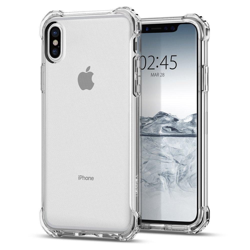 Apple iPhone X Original Spigen Case Rugged Crystal