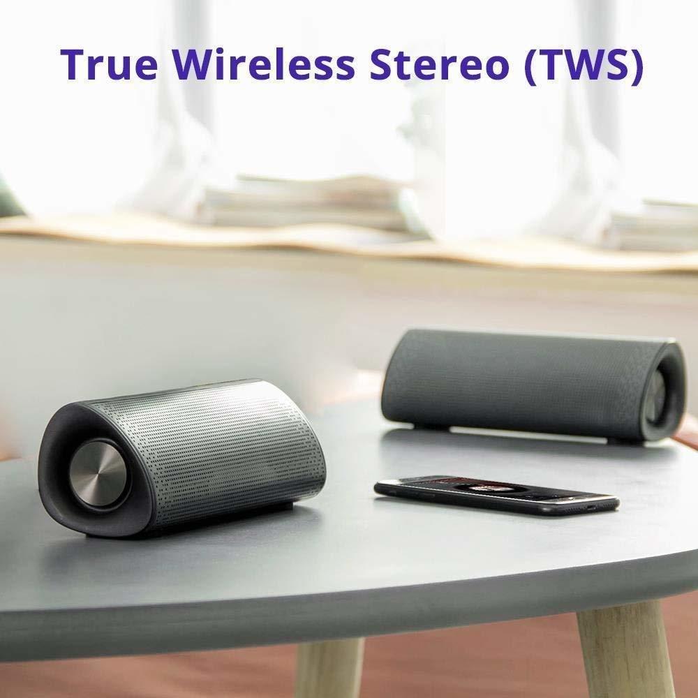 Tronsmart Pixie 15W Portable Wireless Speaker with True Wireless Stereo (TWS) Support