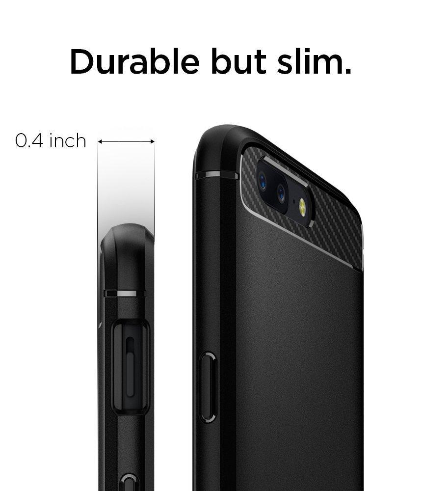 OnePlus 5 Spigen Original Rugged Armor Case