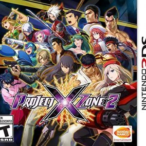 Project X Zone 2 Nintendo 3DS - Bandai Namco Entertainment