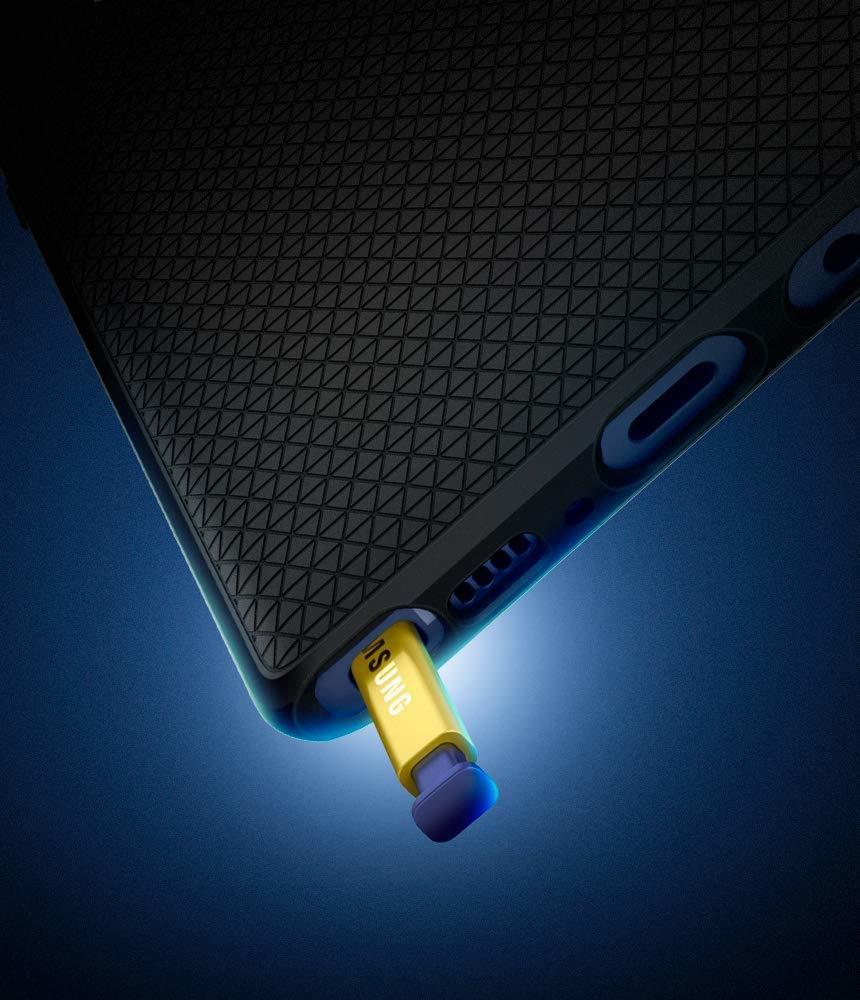 Galaxy Note 9 Spigen Liquid Air Case - Black