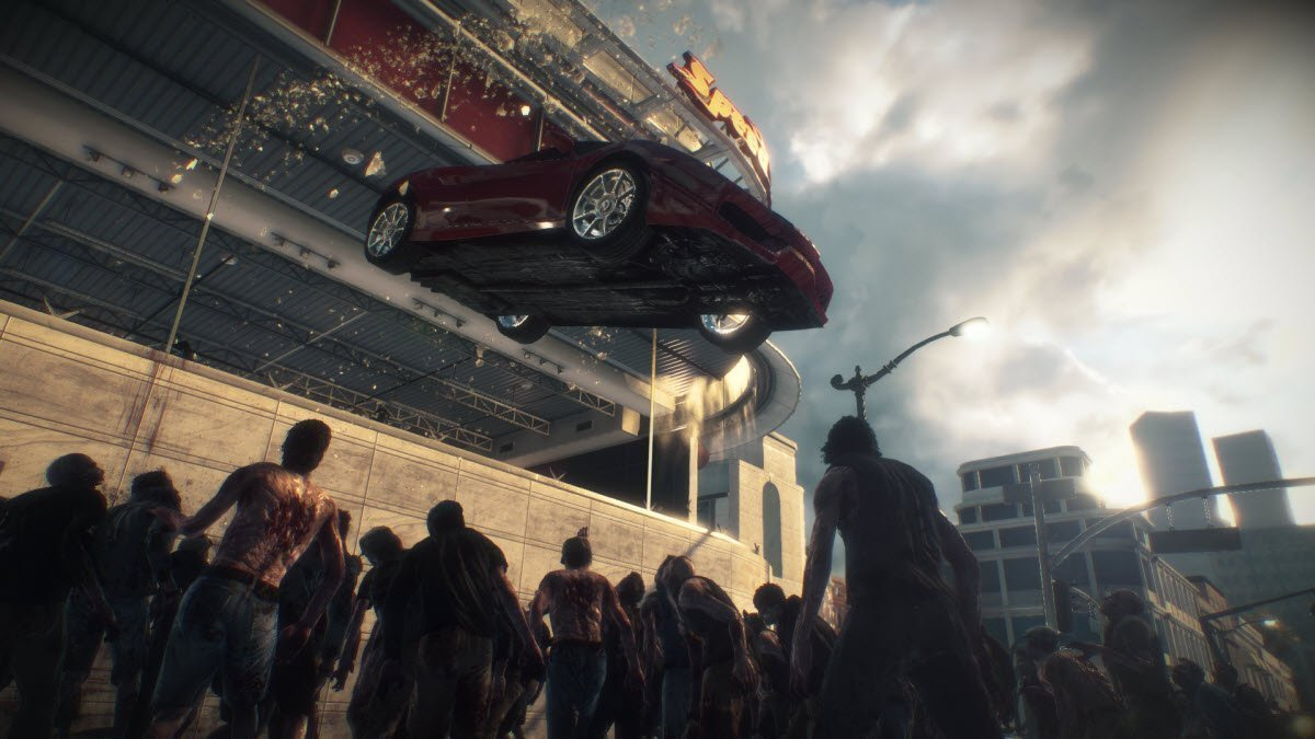 Dead Rising 3 For  Xbox One  - Microsoft