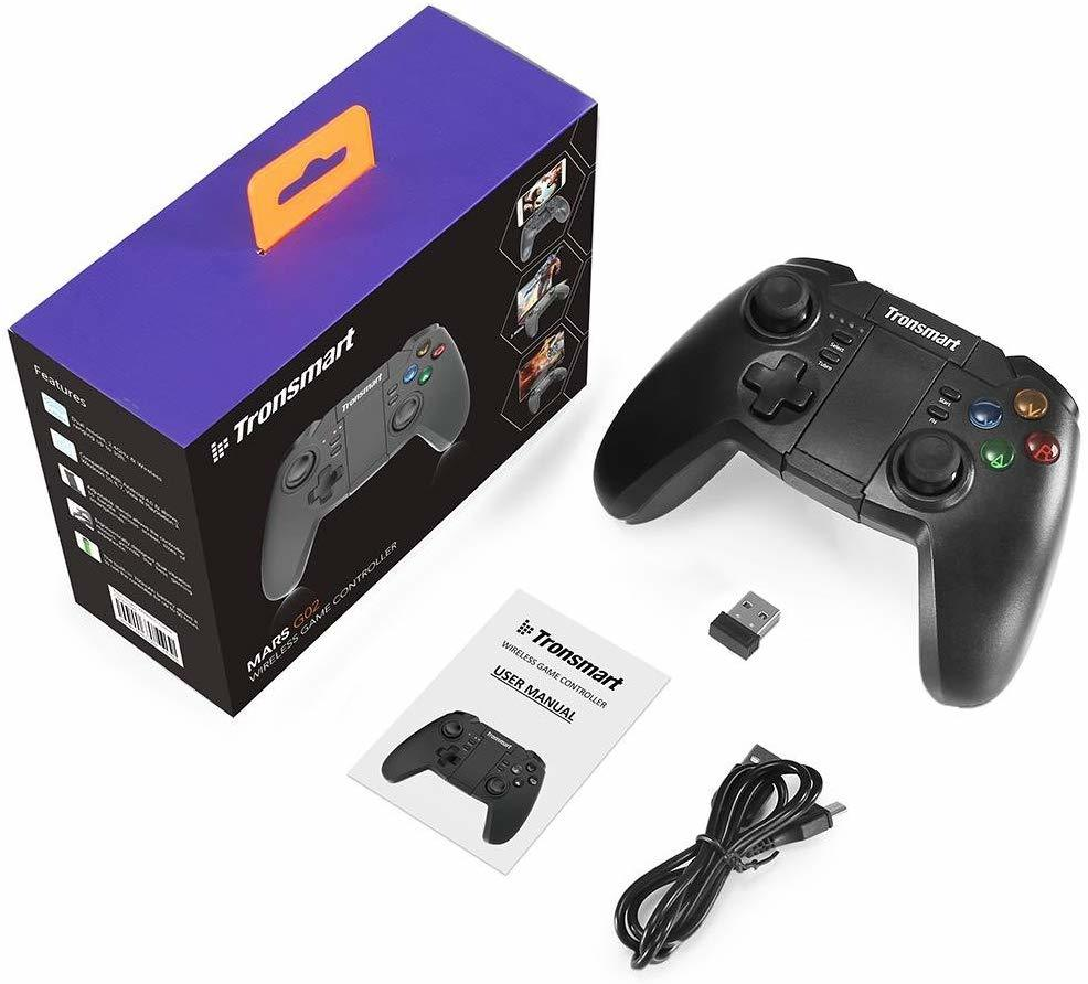 Tronsmart Mars G02 Wireless Game Controller for Android, PC, Playstation 3 & more