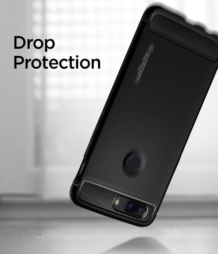OnePlus 5T Spigen Original Rugged Armor Case