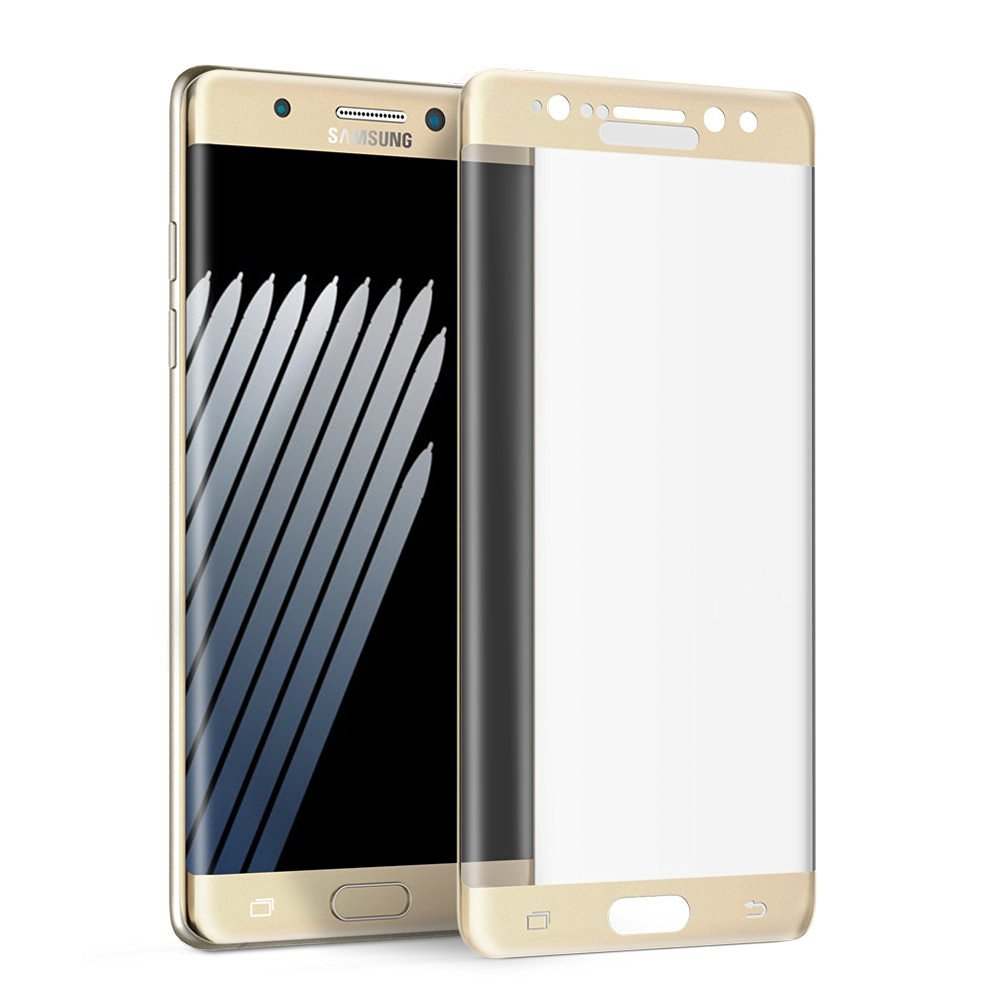 Baseus Silk-screen 3D Arc Edge to Edge Protective Tempered Glass 0.3mm For Samsung Galaxy Note 7