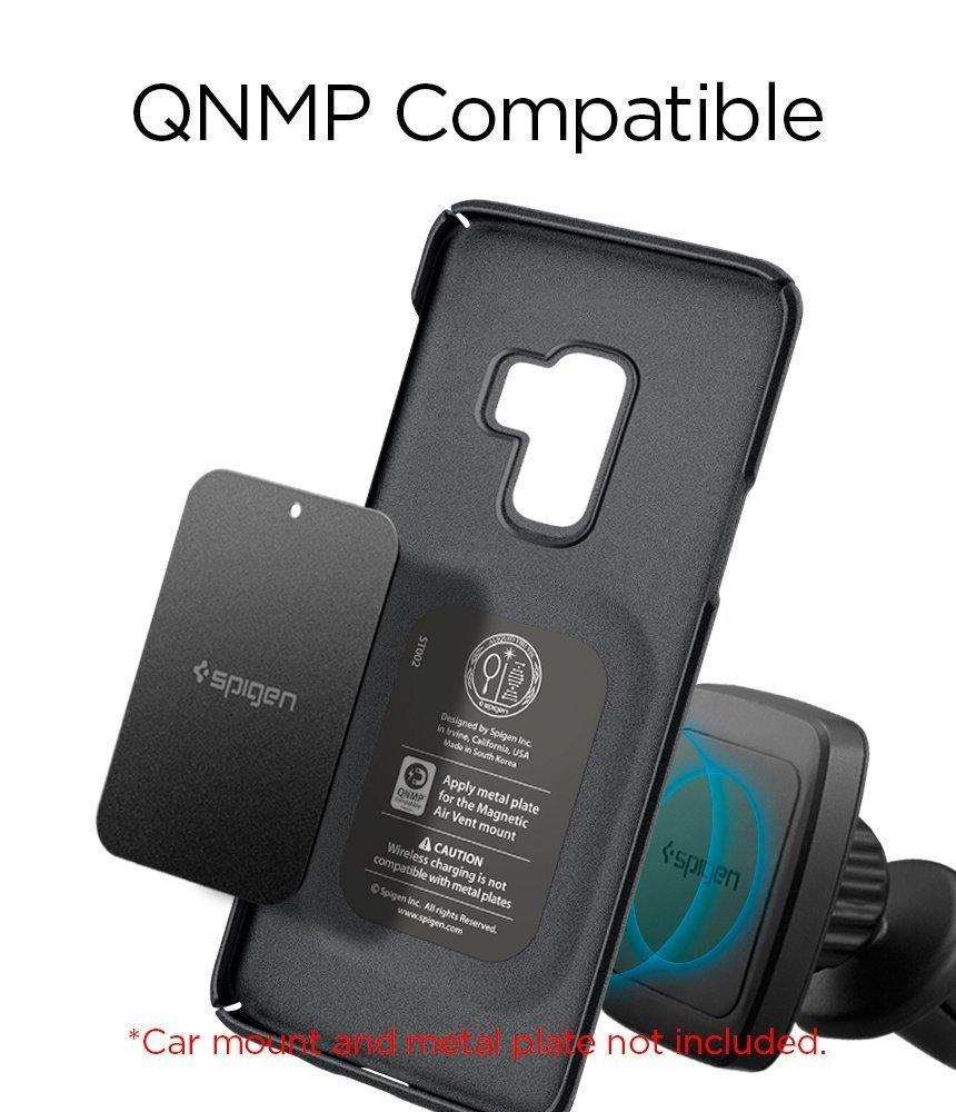 Samsung Galaxy S9 Spigen Original Thin Fit Case - Graphite Gray
