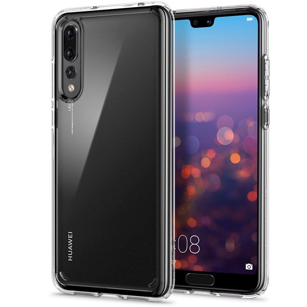 Huawei P20 Pro Spigen Ultra Hybrid Case - Transparent