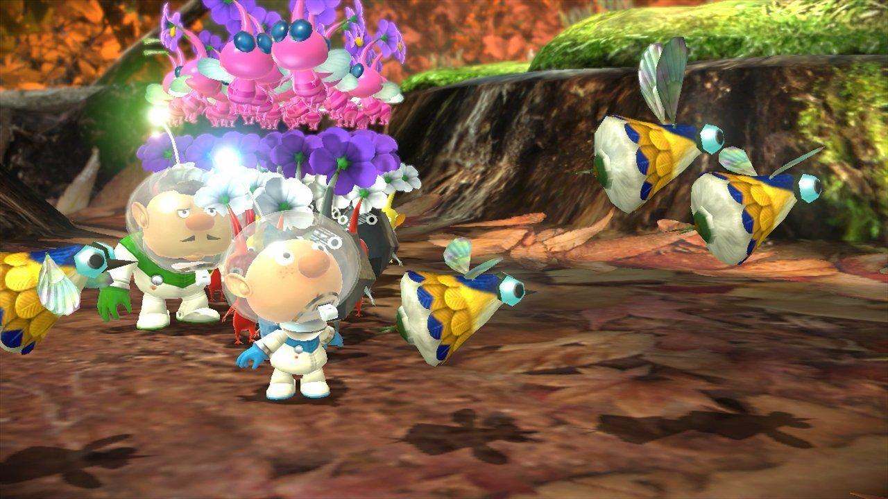 Pikmin 3  WII U  NTSC - Nintendo Wii U