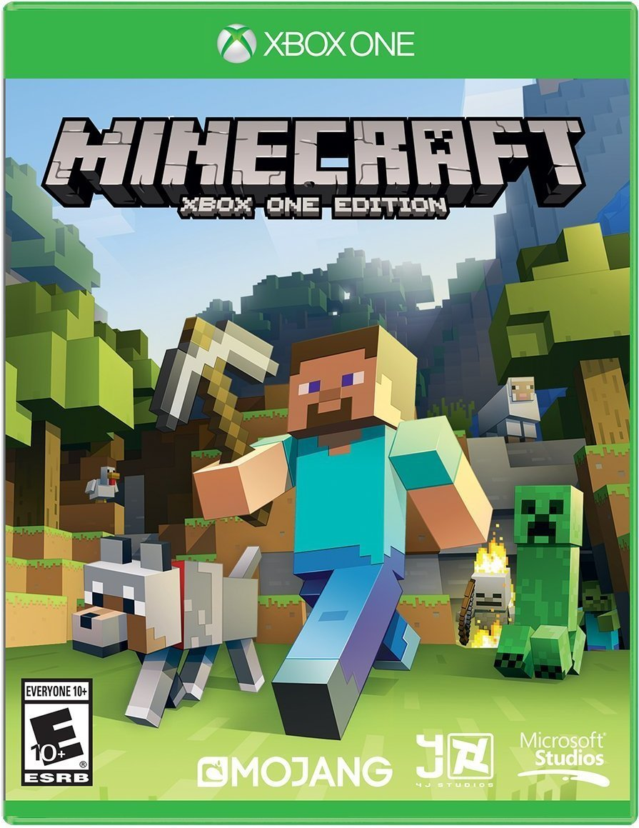 Minecraft  For  Xbox One  - Mojang