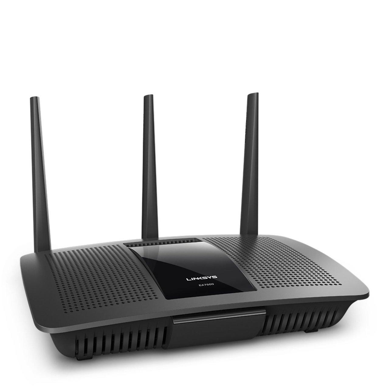Linksys EA7500 Max-Stream™ AC1900  Gigabit Wi-Fi Router