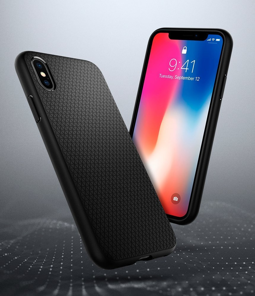 Apple iPhone XS / iPhone X Spigen Liquid Air Case