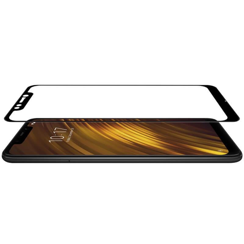 Nillkin Amazing CP+ tempered glass screen protector for Xiaomi Pocophone F1 (Poco F1) ( Black )