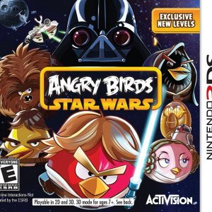 Angry Birds Starwars - Nintendo 3DS
