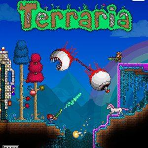 Terraria Nintendo Wii U - 505Games