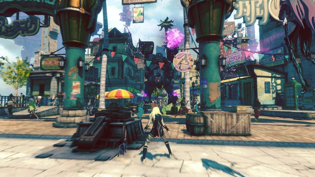 Gravity Rush 2 For PlayStation 4 - Sony
