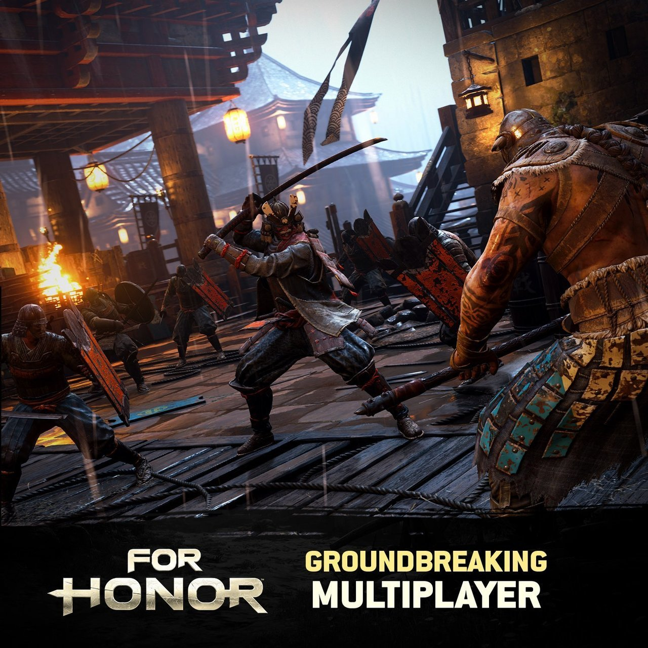 For Honor Standard Edition  Xbox One  - Ubisoft
