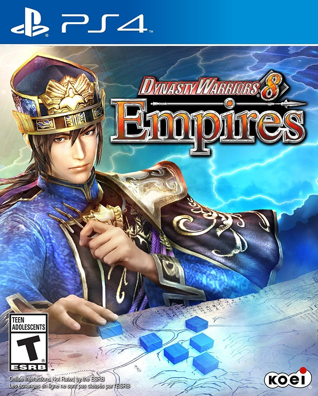 Dynasty Warriors  8 Empires For PlayStation 4  -  Tecmo Koei