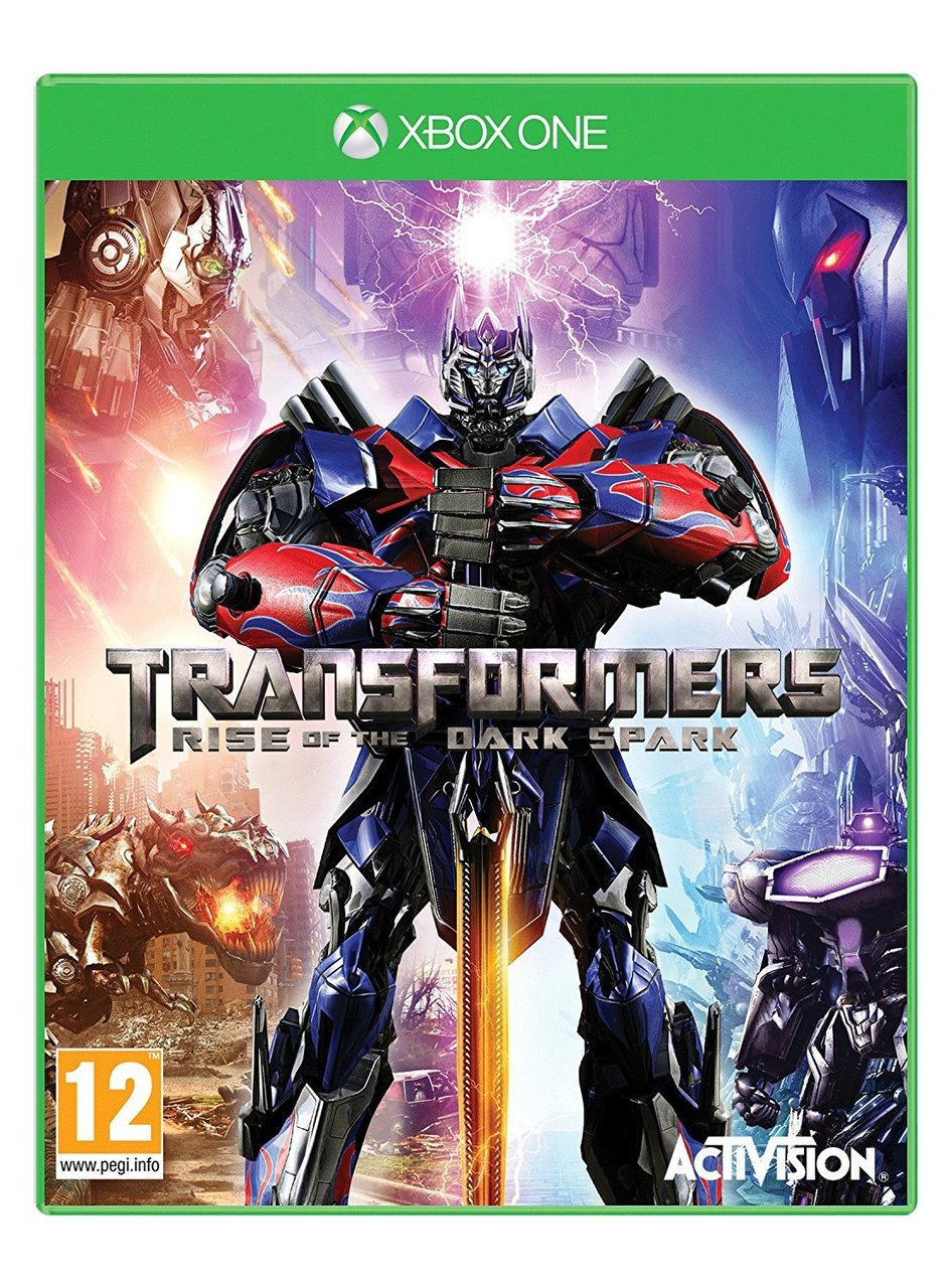 Transformers Rise Of The Dark Spark  For  Xbox One  - Activision