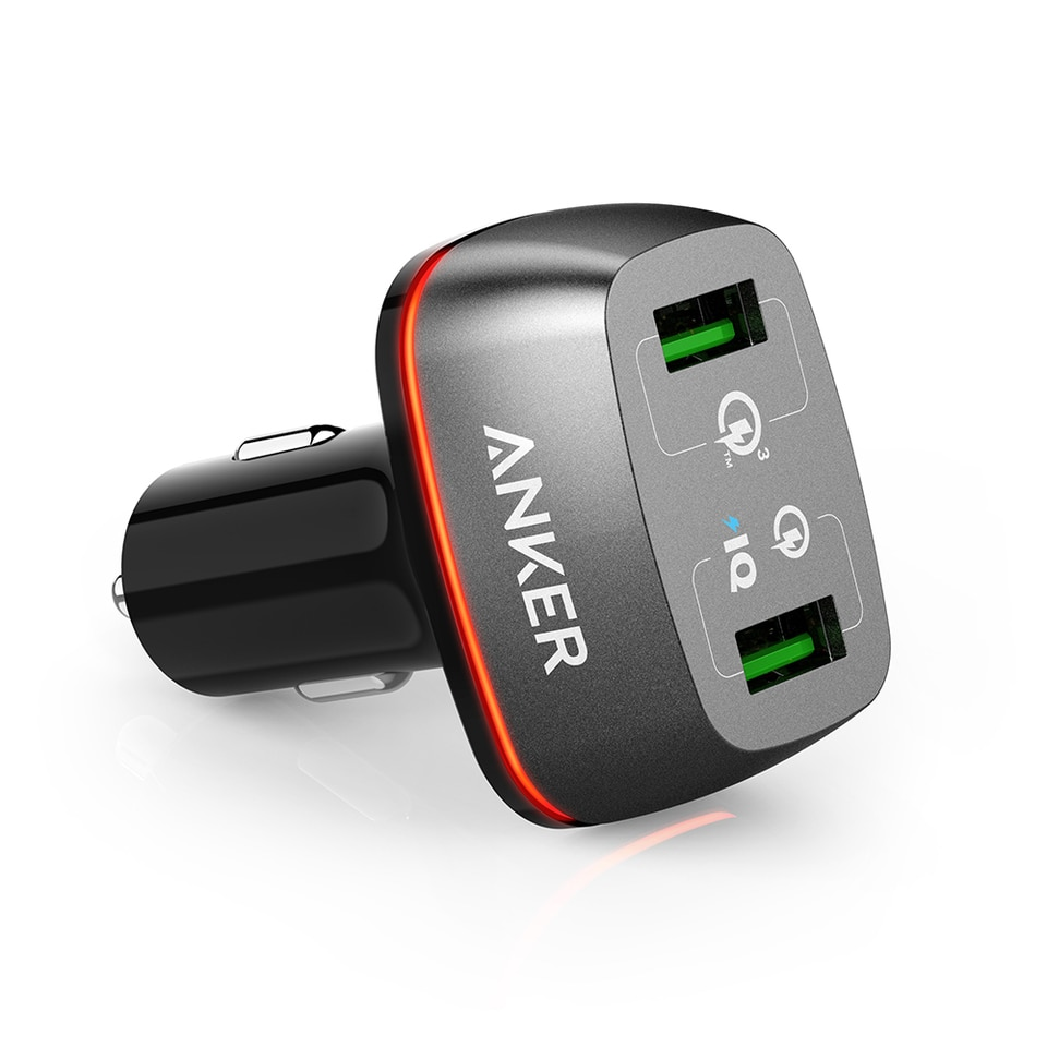 4. Anker PowerDrive 2 - The Most Affordable of all